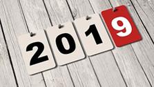 Ano novo, vida nova! Não seja ultrapassado e mude de verdade em 2019.