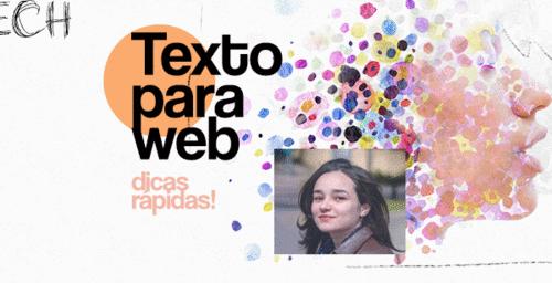 12 dicas rápidas para escrever um texto incrível para a web